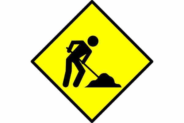 Contruction Sign