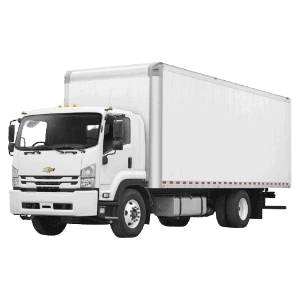 Large Truck Front Box Truck