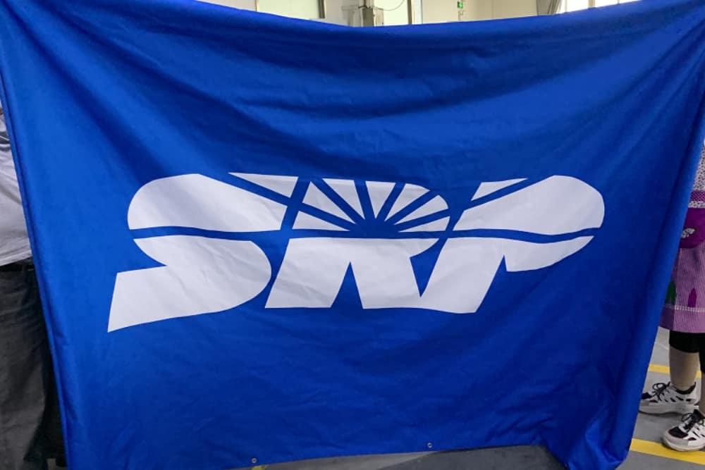 SRP banner