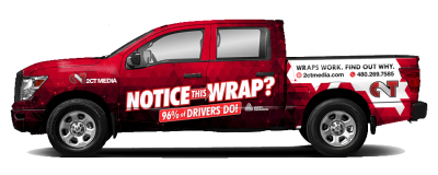 Full Wrap Graphics Package