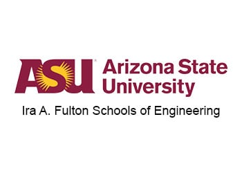 ASU (Arizona State University) Ira A. Fulton Schools of Engineering - Logo