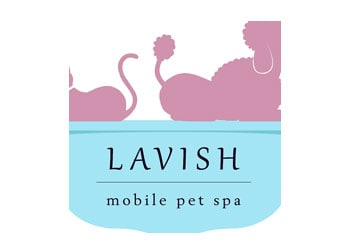 Lavish Mobile Pet Spa - Logo