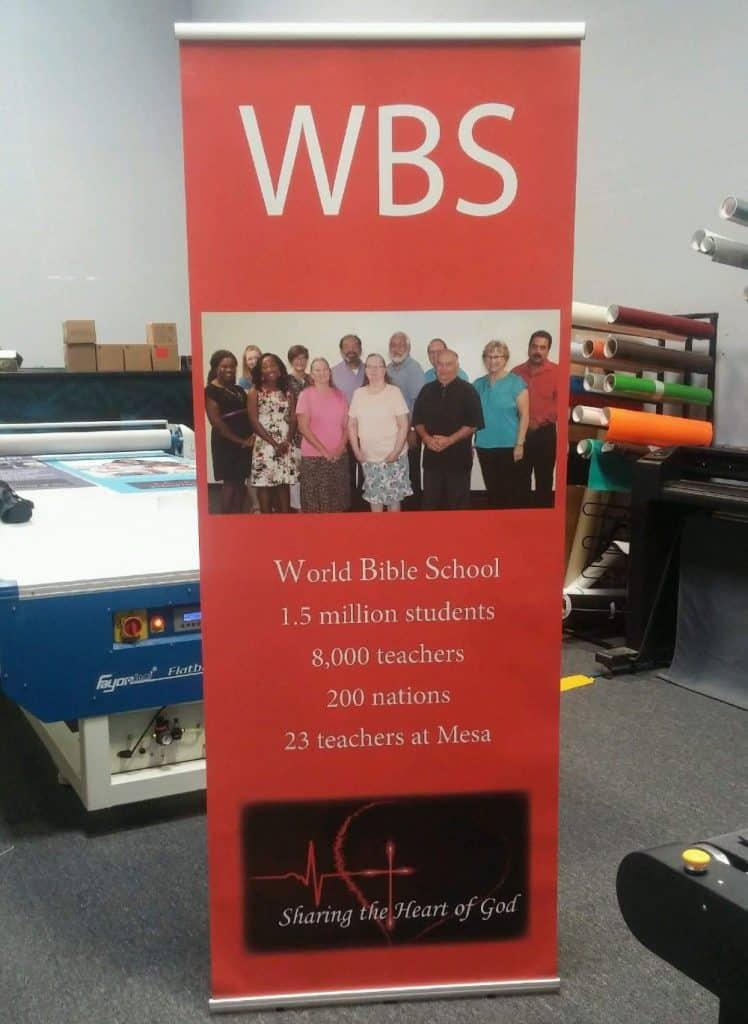 WBS Poster Print